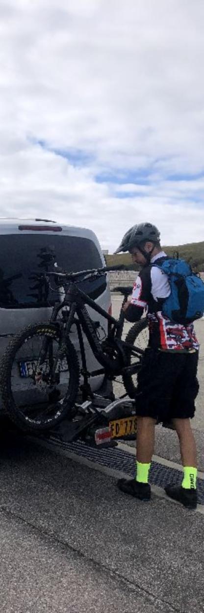 transfer cima grappa per ciclisti, mountain bike, downhill